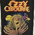 Ozzy Osbourne - Patch - Ozzy Osbourne back patch