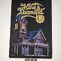 King Diamond - Patch - King Diamond Them patch