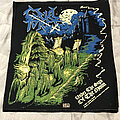 Cruel Force - Patch - Cruel Force Under The Sign Of The Moon back patch