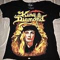 King Diamond - TShirt or Longsleeve - King Diamond Fatal Portrait cut off shirt