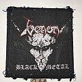Venom - Patch - Venom Black Metal patch small version