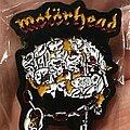 Motörhead - Pin / Badge - Motörhead Iron Fist pin