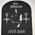 Dissection - Patch -  Jon Nodtveidt  tribute patch
