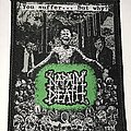 Napalm Death - Patch - Napalm Death You Suffer patch