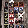 Iron Maiden - Patch - Iron Maiden patches for you