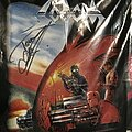Sodom - Patch - Sodom Agent Orange back patch signed