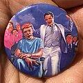 Death - Pin / Badge - Death Spiritual Healing button