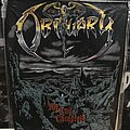 Obituary - Patch - Obituary The End Complete back patch