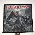 Kataklysm - Patch - Kataklysm In The Arms Of Devastation patch