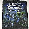 King Diamond - Patch - King Diamond Abigail patch