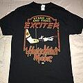 Exciter - TShirt or Longsleeve - Exciter Heavy Metal Maniac shirt