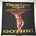 Paradise Lost - Patch - Paradise Lost Gothic patch