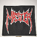 Master - Patch - Master embroidered patch