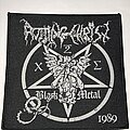 Rotting Christ - Patch - Rotting Christ 1989 patch
