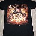 Onslaught - TShirt or Longsleeve - Onslaught shirt