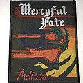 Mercyful Fate - Patch - Mercyful Fate Melissa patch