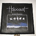 Holocaust - Patch - Holocaust The Nightcomers printed patch