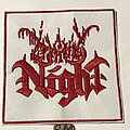 Unholy Night - Patch - Unholy Night patch red border