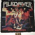 Piledriver - Patch - Piledriver Metal Inquisition patch