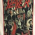 Slayer - Patch - Slayer back patch
