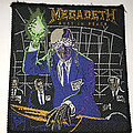 Megadeth - Patch - Megadeth Rust In Peace patch