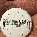 Manowar - Pin / Badge - Manowar button