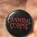 Cannibal Corpse - Pin / Badge - Cannibal Corpse button