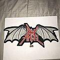 Dark Angel - Patch - Dark Angel embroidered back shape