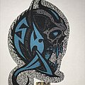 Sinister - Patch - Sinister cut out patch