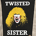 Twisted Sister - Patch - Twisted Sister back patch