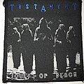 Testament - Patch - Testament Souls Of Black patch