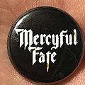 Mercyful Fate - Pin / Badge - Mercyful Fate button