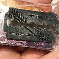Judas Priest - Pin / Badge - Judas Priest British Steel pin
