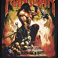 Manowar - Patch - Manowar back patch