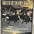 Bathory - Patch - Bathory back patch