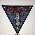 Sepultura - Patch - Sepultura Chaos A.D. triangle patch