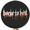 Sodom - Patch - Barge To Hell festival patch