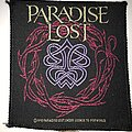 Paradise Lost - Patch - Paradise Lost Crown Of Thorns patch