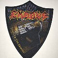 Exodus - Patch - Exodus Tempo Of The Damned shield patch