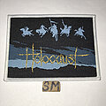 Holocaust - Patch - Holocaust The Nightcomers patch white border