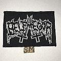 Belphegor - Patch - Belphegor embroidered logo patch
