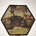Warbringer - Patch - Warbringer War Without End patch