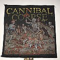 Cannibal Corpse - Patch - Cannibal Corpse Gore Obsessed patch