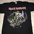 Iron Maiden - TShirt or Longsleeve - Iron Maiden These Colours Don't Run shirt