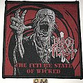 Blood Feast - Patch - Blood Feast The Future State Of Wicked patch