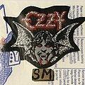 Ozzy Osbourne - Patch - Ozzy Osbourne Speak Of The Devil cut out patch