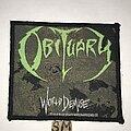 Obituary - Patch - Obituary World Demise patch