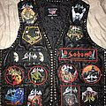 Sodom - Battle Jacket - Sodom leather tribute vest