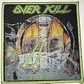 Overkill - Patch - Overkill Under The Influence patch green border