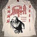 Death - TShirt or Longsleeve - Death Scream Bloody Gore longsleeve